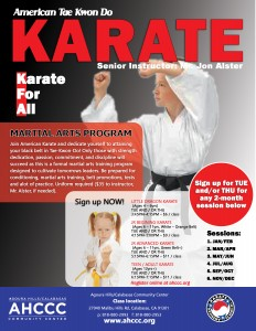 ahccc-Karate