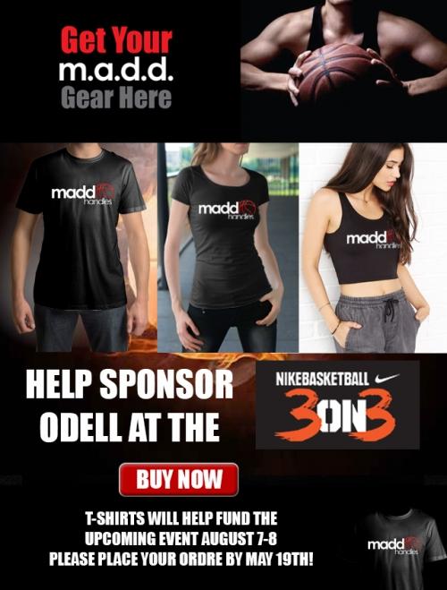 Nike3on3 shirt
